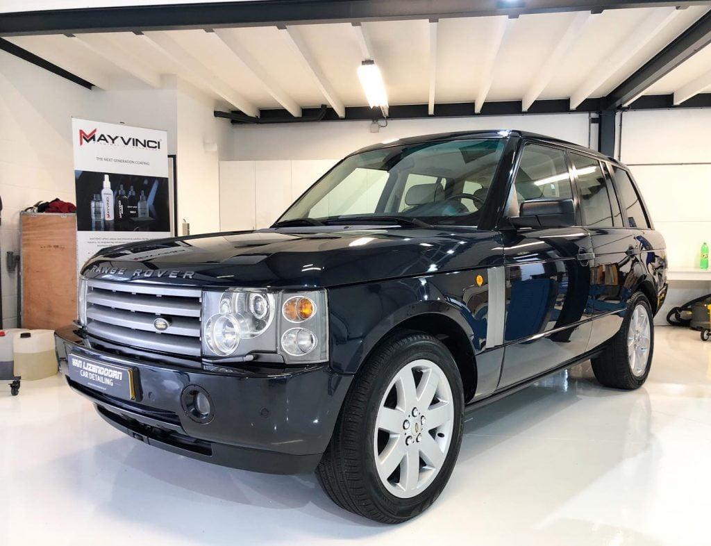 Range Rover weer in nieuwstaat