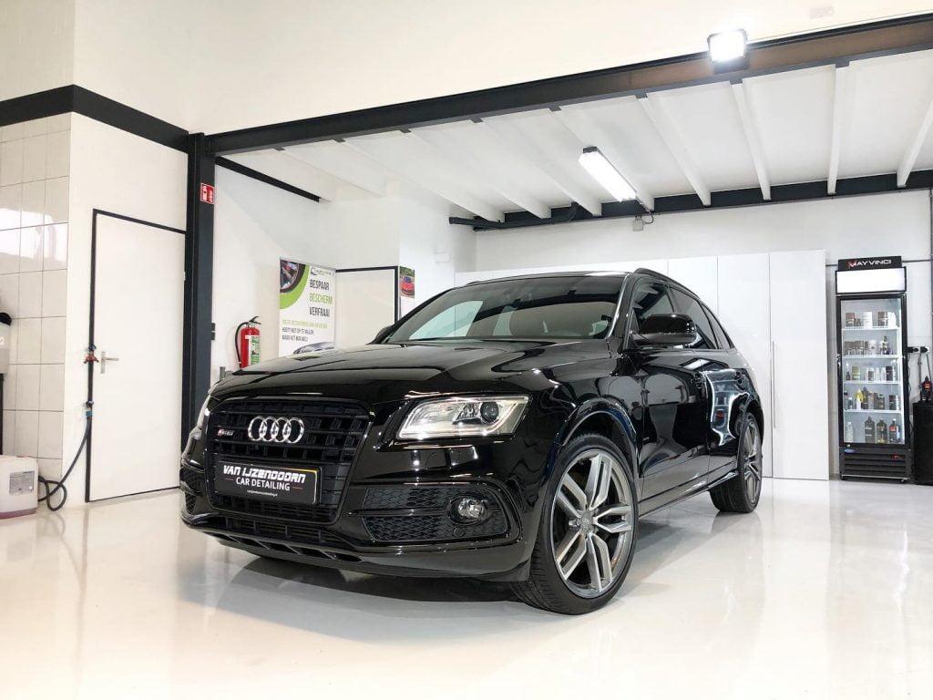 Audi polijsten